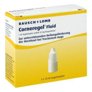 德国CORNEREGEL 滴眼液(3X10 ml)
