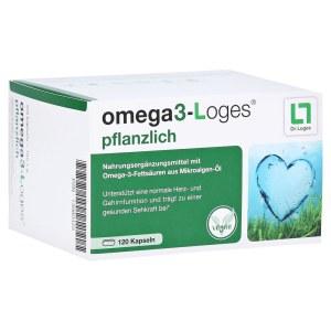 OMEGA 3 LOGES 素自然N3脂肪酸颗粒