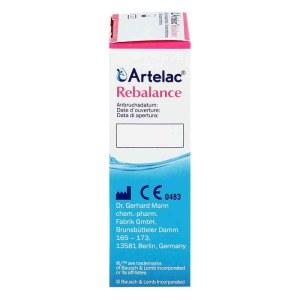 ARTELAC REBALANCE 减轻眼干舒缓保湿 滴眼液 (10ml)