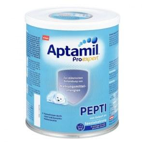 德国Aptamil 爱他美Proexpert PEPTI 防过敏含乳糖深度水解配方奶粉