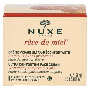 法国Nuxe 欧树 Rêve de Miel 蜂蜜丰盈日霜 (50 ml)