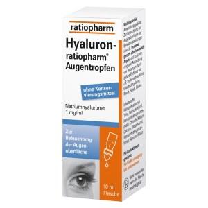 德国Rationpharm HYALURON 滴眼液