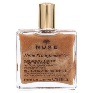 法国Nuxe 欧树 Huile Prodigieuse Or 多效滋养护理油 (50 ml)