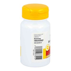 Beta Carotin 天然胡萝卜素营养胶囊 15 mg  (100粒)