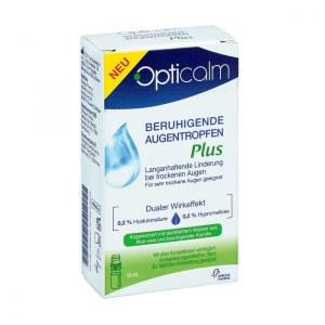 德国Opticalm 增强版镇静眼药水 (10 ml)