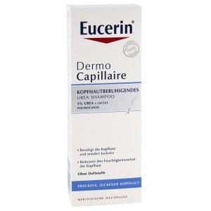 德国Eucerin 优色林Dermo系列针对头皮湿疹洗发水