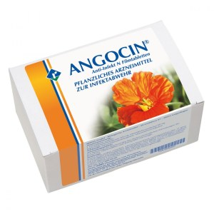 德国Angocin 增强免疫力抗感染片