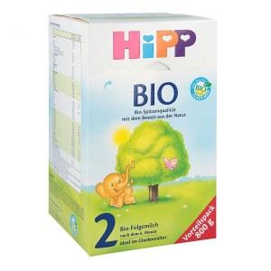 德国Hipp 喜宝BIO纯有机系列婴幼儿配方奶粉2段