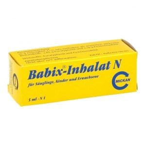 德国Babix 感冒通鼻精油 缓解婴儿儿童鼻塞感冒