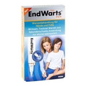 德国EndWarts 扁平疣消除笔