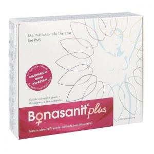 德国Bonasanitplus  缓解经前综合症胶囊+泡腾片