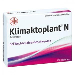 德国Klimaktoplant 调理女性更年期片