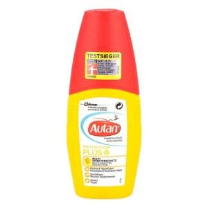 德国Autan Aktiv Plus 防蚊虫叮咬喷雾