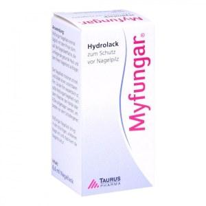德国MYFUNGAR 抗菌治疗甲癬指甲油