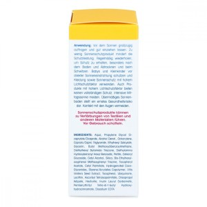 德国Ladival敏感肌肤防晒乳 LSF50
