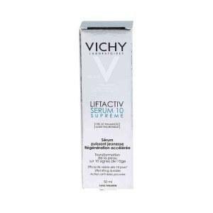 Vichy 薇姿 活性塑颜肌源焕活赋能精华液50ml 10号魔法液