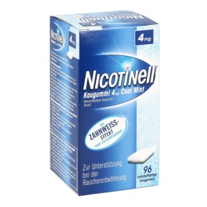 Nicotinell 戒烟糖 4mg 96粒