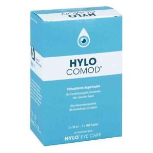 德国Hylo-Comod 海露玻璃酸钠护眼凝胶滴眼液