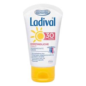 德国Ladival敏感肌肤防晒乳 LSF30