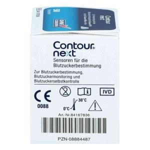 全新技术原装Bayer Contour Next 下一代血糖仪试传感器 50包装