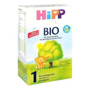 德国Hipp 喜宝BIO纯有机系列婴幼儿配方奶粉1段