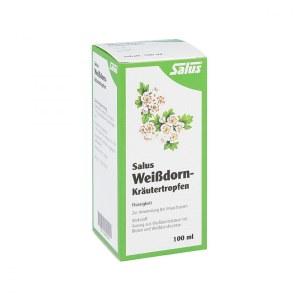 Salus山楂花滴液