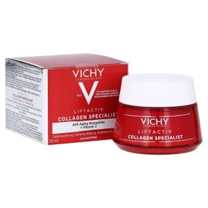 法国Vichy 薇姿活性塑颜胶原专家面霜 (50 ml)