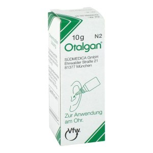 OTALGAN 滴耳液 (10ml)