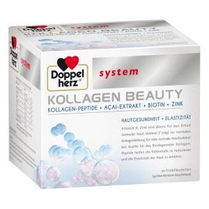 德国Doppelherz 双心胶原美容口服液 (30X25 ml)