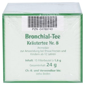 Salus 莎露斯 支气管茶 植物茶 (15 包)