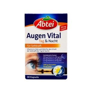 德国 Abtei 爱普特日夜护眼维生素胶囊