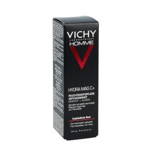 Vichy Homme薇姿男士焕能保湿露乳液50ml清爽保湿乳护肤