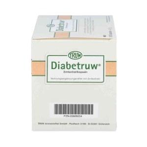 德国Diabetruw肉桂精华胶囊 调节糖代谢 降血糖 180粒
