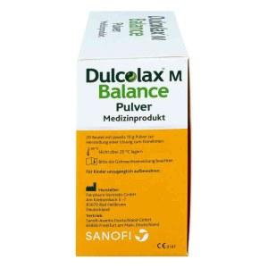 德国Dulcolax乐可舒慢性便秘缓释粉 温和通便