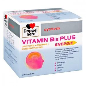 Doppelherz 维生素B12 PLUS补充能量营养液 30支