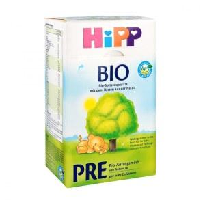 德国Hipp 喜宝BIO纯有机系列婴幼儿配方奶粉Pre段