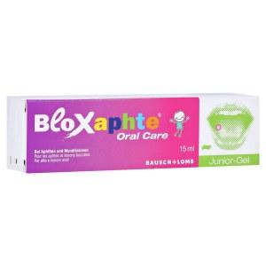 德国Bloxaphte 青少年口腔溃疡凝胶