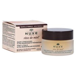 法国Nuxe 欧树蜂蜜润唇膏