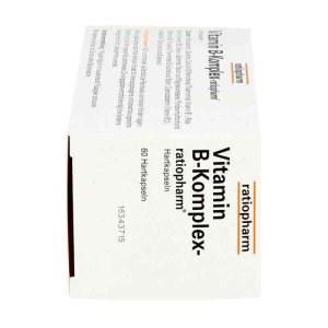 德国Ratiopharm 维生素B族营养补充胶囊