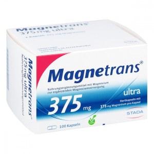 Magnetrans 375 mg 补镁胶囊100粒