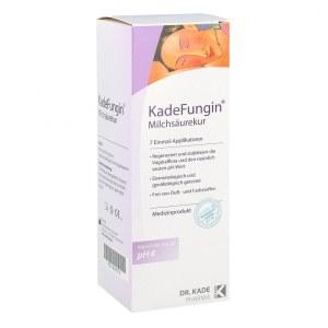 德国KadeFungin 乳酸疗养细菌性阴道炎凝胶