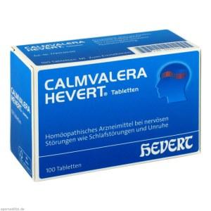 德国Calmvalera 改善睡眠缓解紧张焦虑镇静片