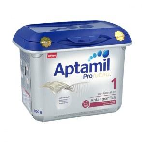 德国Aptamil 爱他美婴幼儿成长配方奶粉白金版 1段