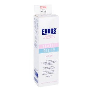 德国Eubos  仪宝儿童湿疹干燥皮肤乳液