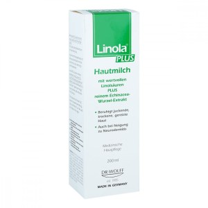 LINOLA PLUS 修复温和保湿护肤乳液