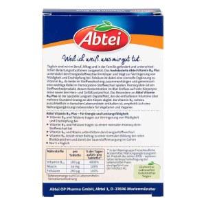 德国Abtei 爱普特维生素B12营养片