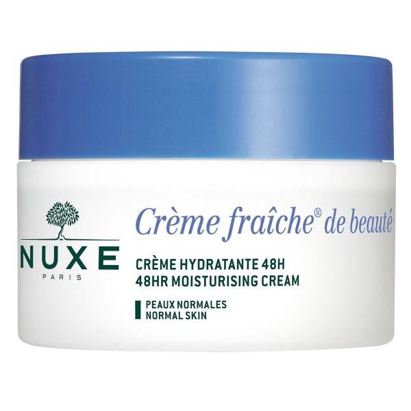法国Nuxe欧树植物鲜奶保湿霜 普通型 50ml