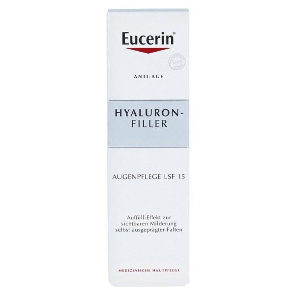 德国 Eucerin 优色林充盈展颜眼霜 (15 ml)