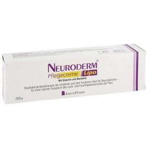 Neuroderm 湿疹神经性皮肤炎膏干性皮肤护理保湿霜无激素