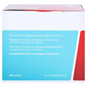 德国Wobenzym 高纯度改善关节肌肉血液循环酵素 (360 Stk)
